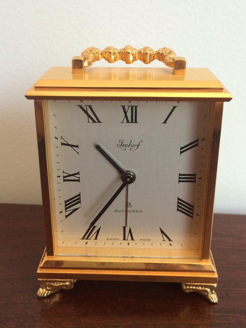 Imhof Alarm Clock