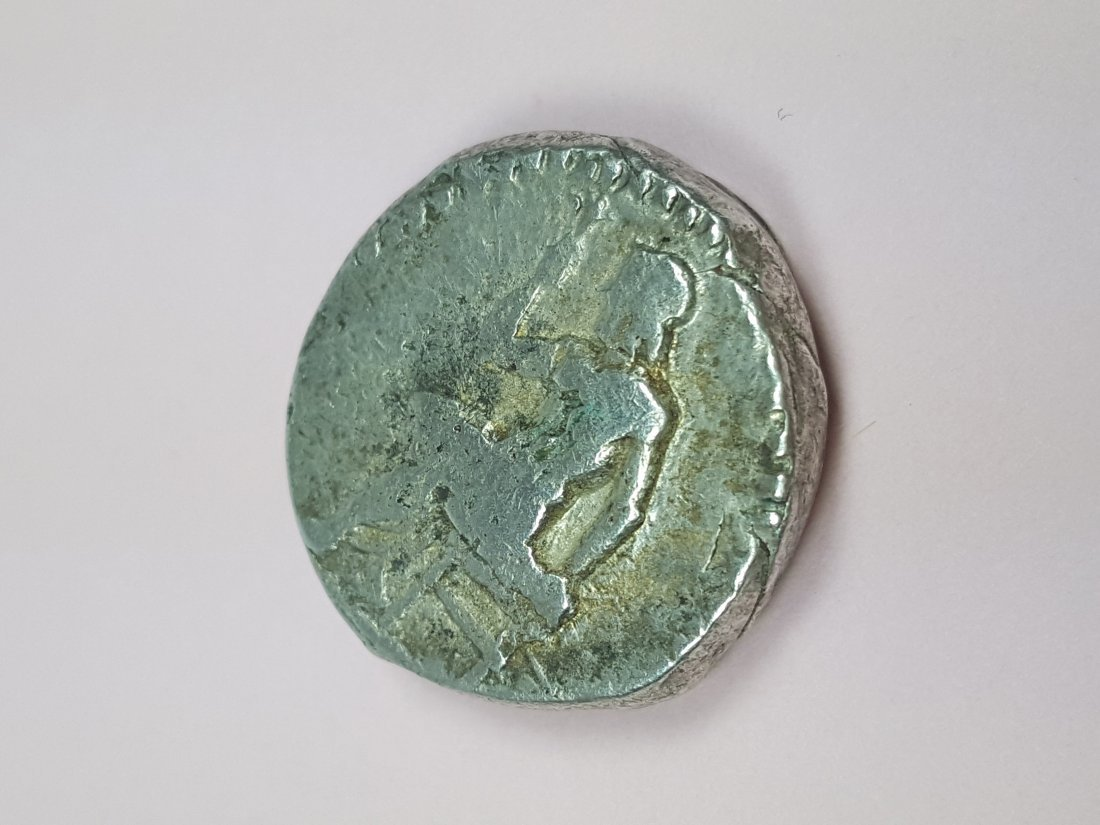An Ancient Babylonian Silver Coin Index, Mazaeus- - 3