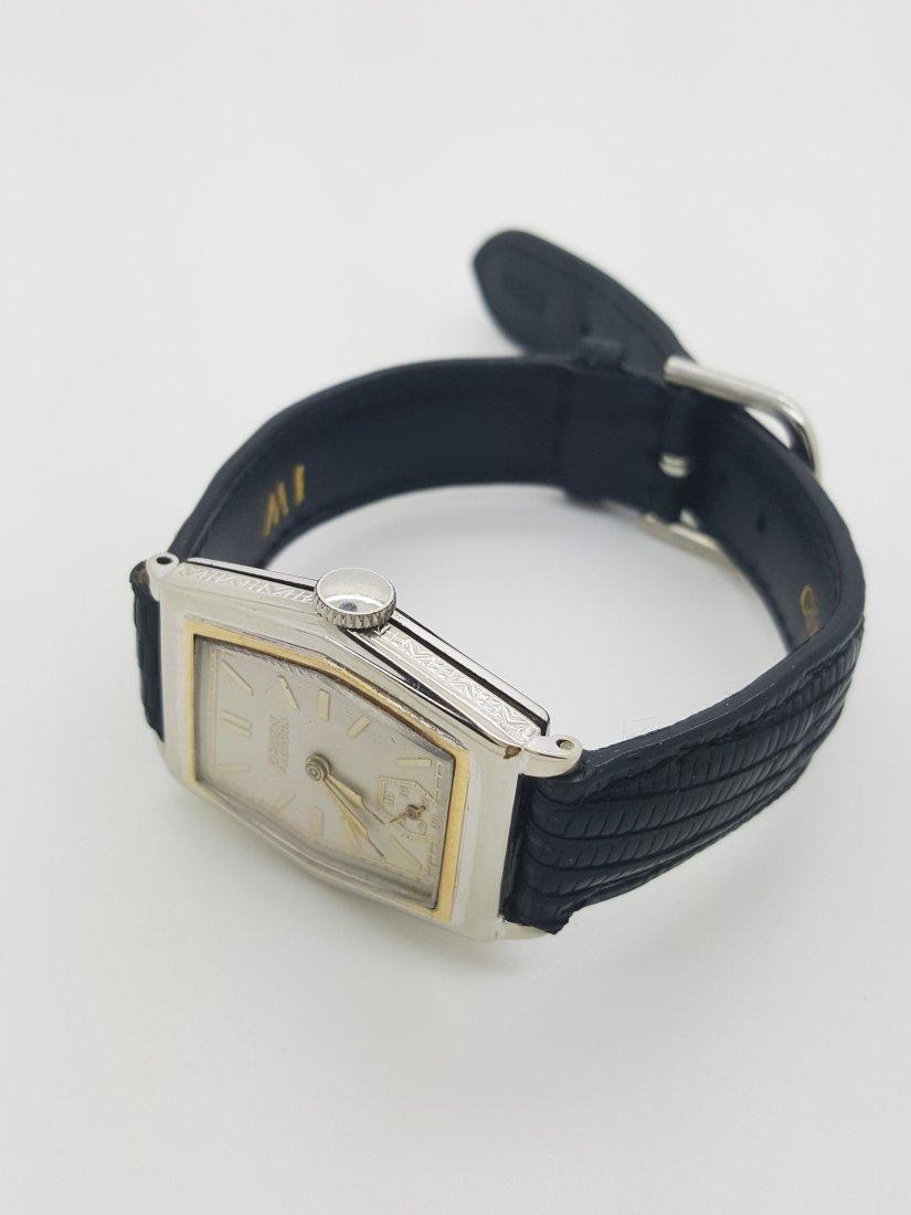 A vintage Gruen Precision gold filled manual wrist - 2