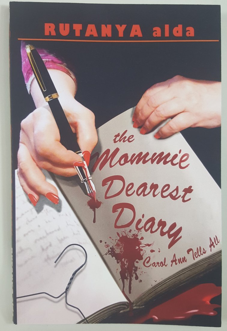 Rutanya Alda Autographed Book The Mommie Dearest Diary