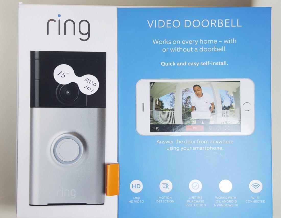 Ring Video Doorbell $199