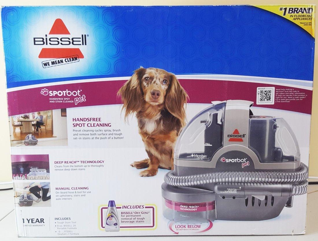 Bissell Spot Bot Pet