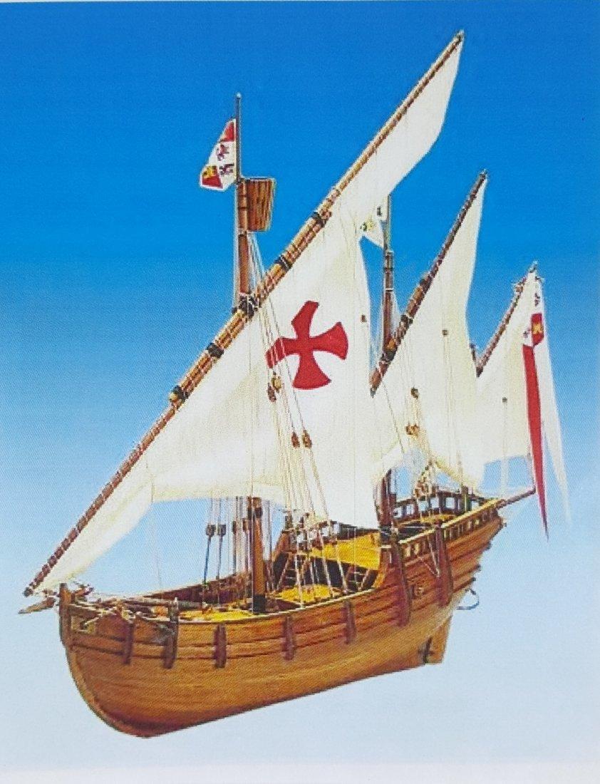 Mantua Nina Wood Ship