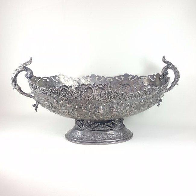 Antique Les Cinq FleursSterling Silver centerpiece