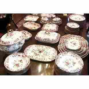 101-Pc Spode pearlware service