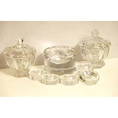 7: Group Baccarat crystal