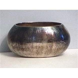 Buccellati sterling silver bowl