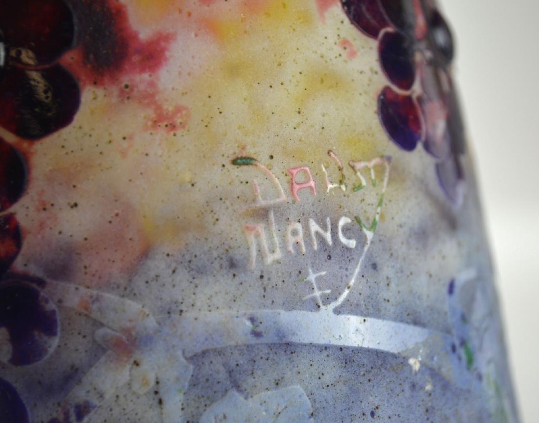 Rare Daum Nancy Snail  Vase - 5