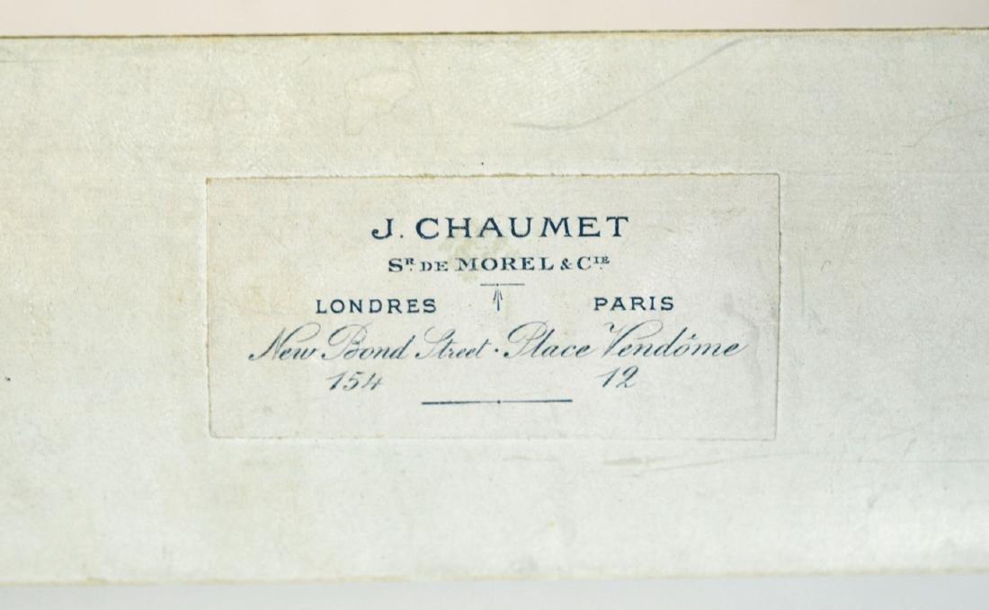 J Chaumet Lace and Tortoise Fan - 8
