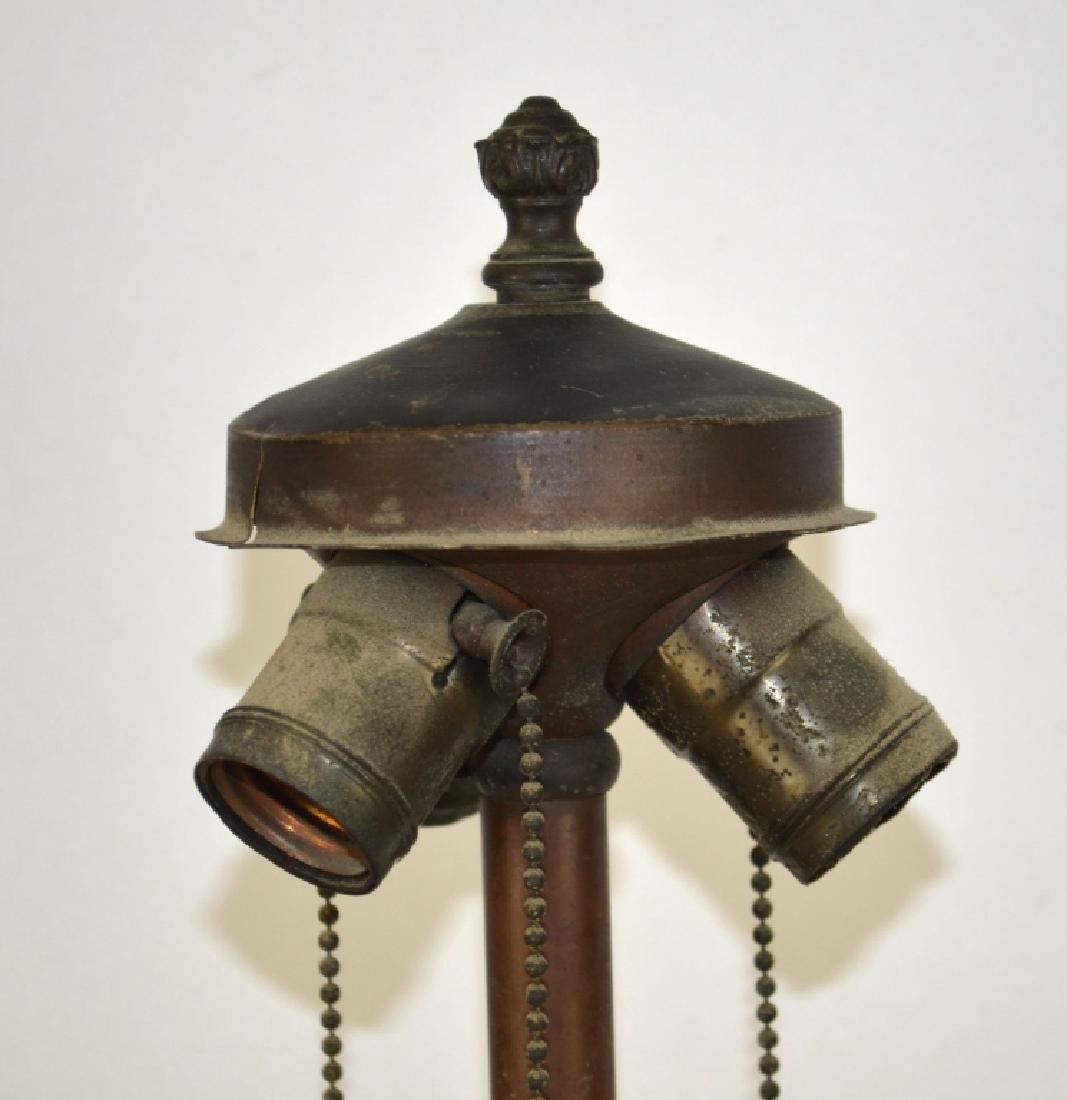 Art Noveau Handle Lamp - 2
