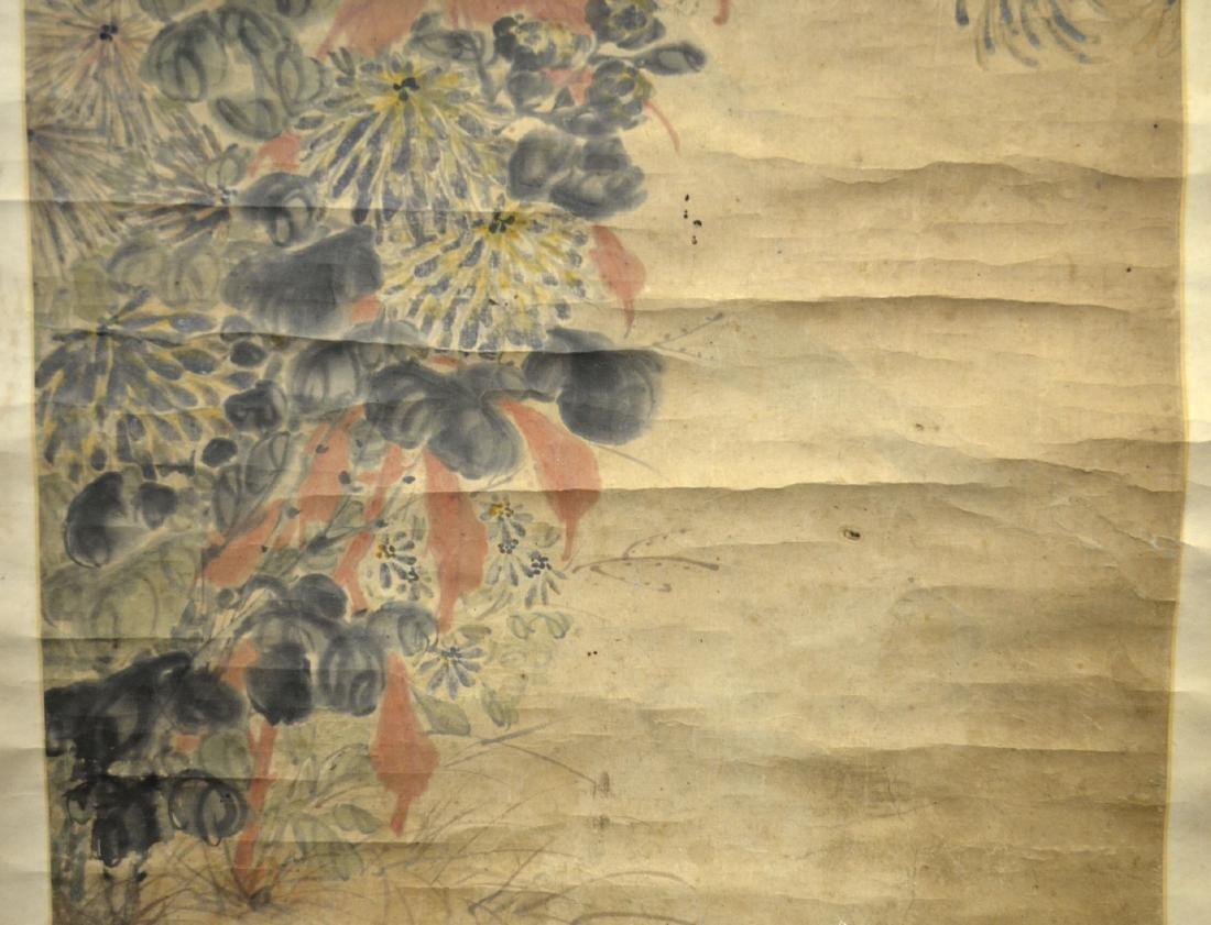 Ren, Bonian Chinese Painting - 4