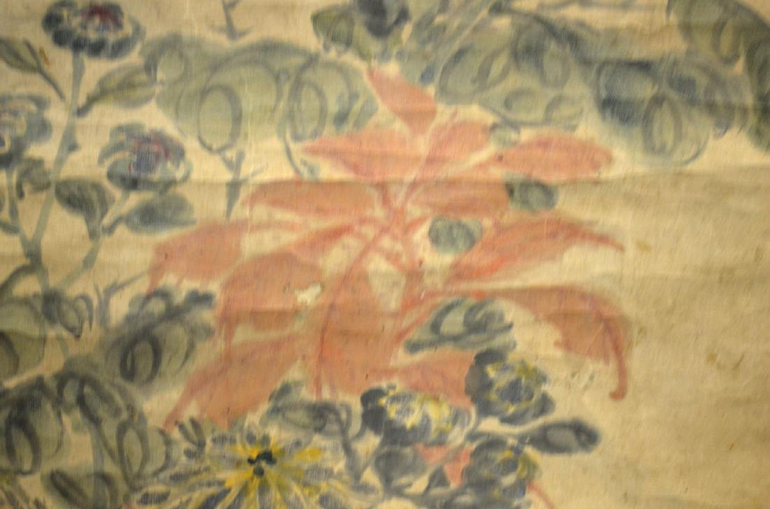 Ren, Bonian Chinese Painting - 5