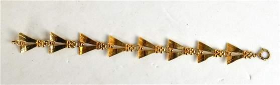 14K Gold Tiffany & Co. Bracelet