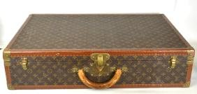 Vintage Louis Vuitton Luggage Or Suitcase