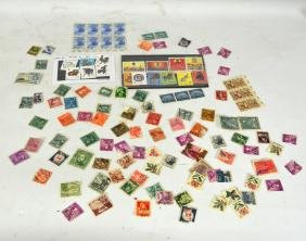 Group Of Stamps