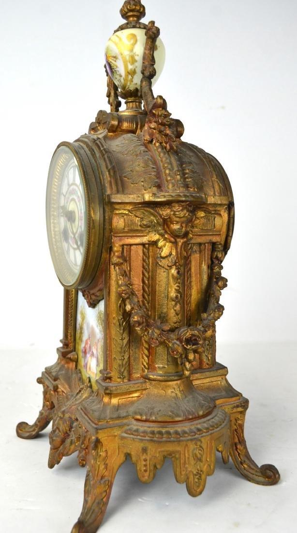 Sevre Bronze Clock - 6