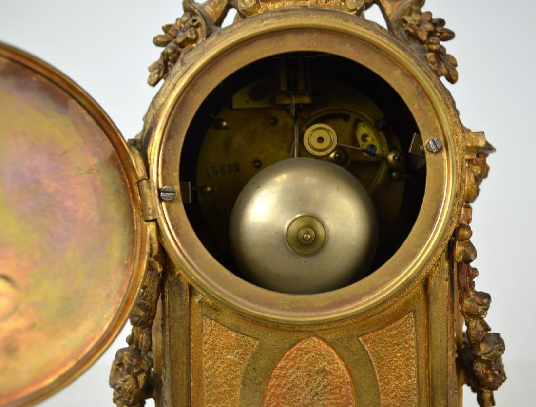 Sevre Bronze Clock - 7