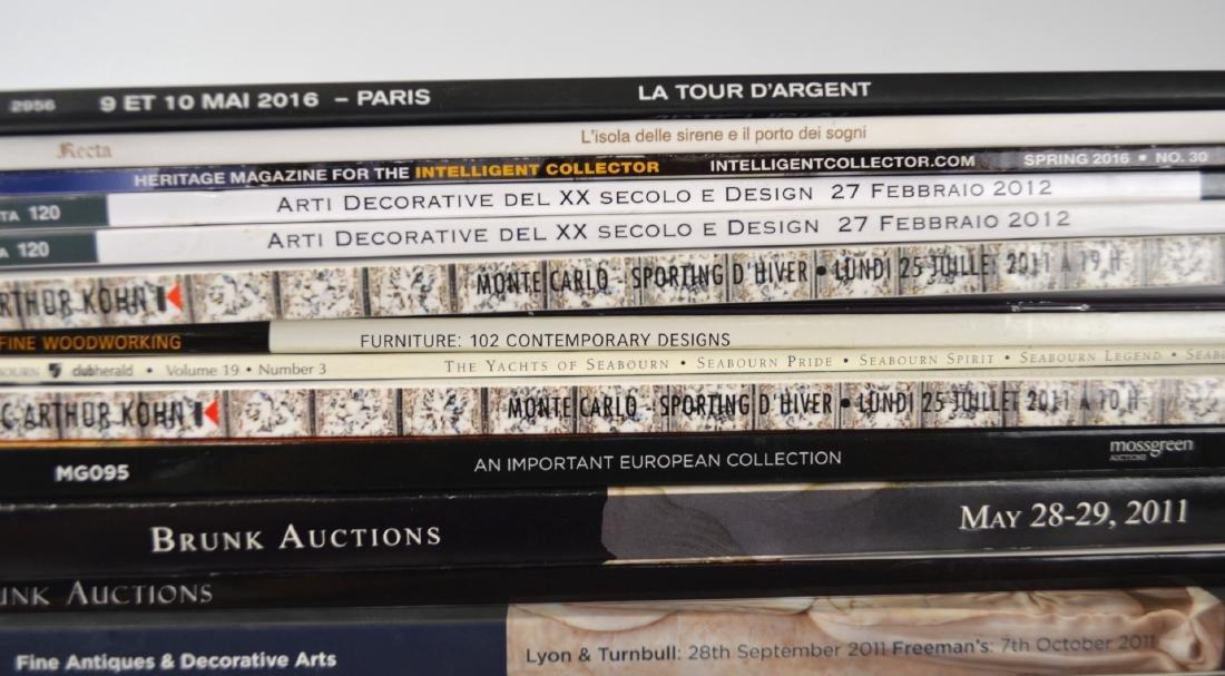 Group Auction Catalogs - 2