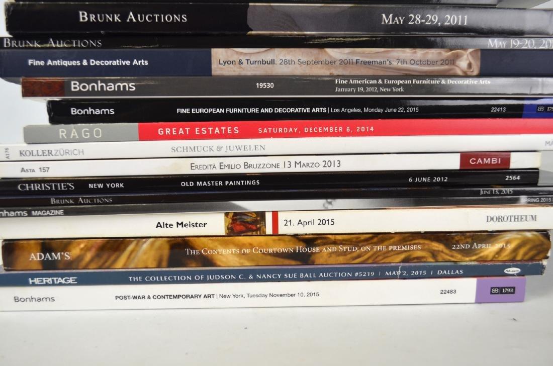 Group Auction Catalogs - 4