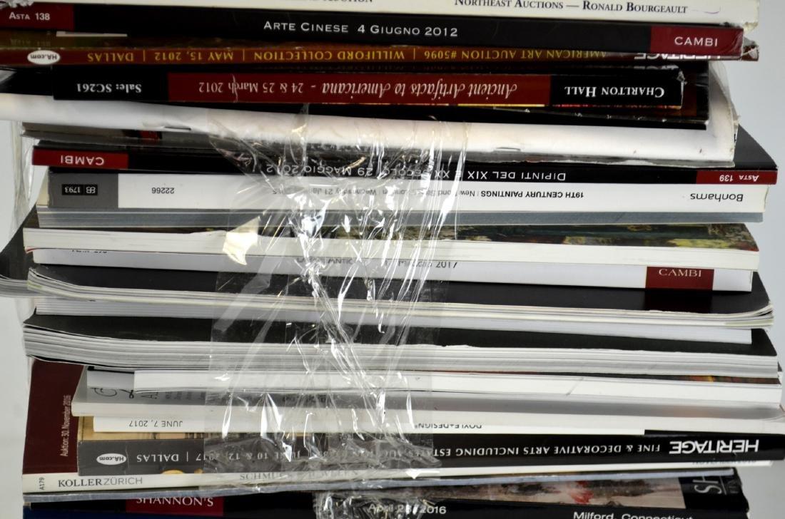 Group Auction Catalogs - 3