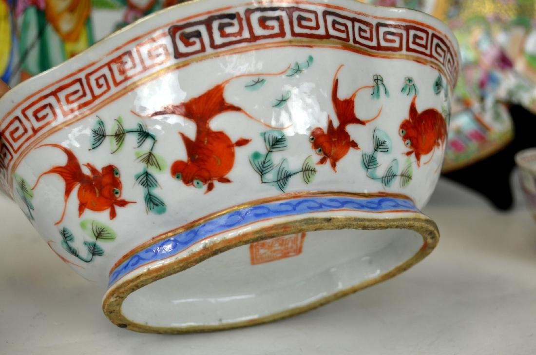 Five Chinese Porcelain Pieces - 5
