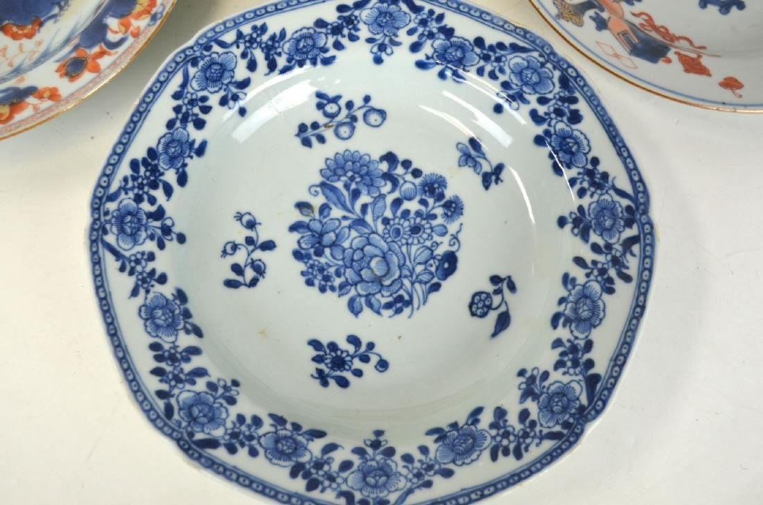 Four Chinese Porcelain Plates - 4