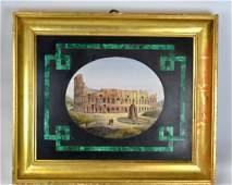 Large Micro Mosaic Panel