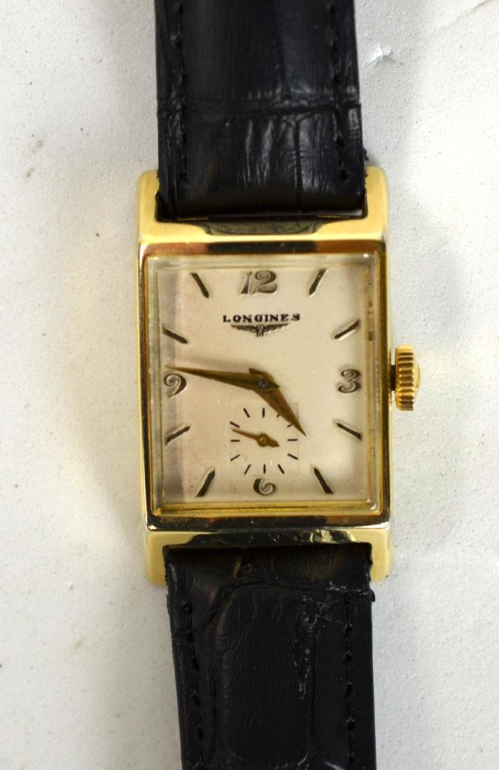 Men's Vintage Longines 10K Gold Watch