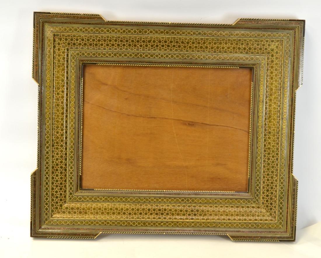 Khatam Wood Frame