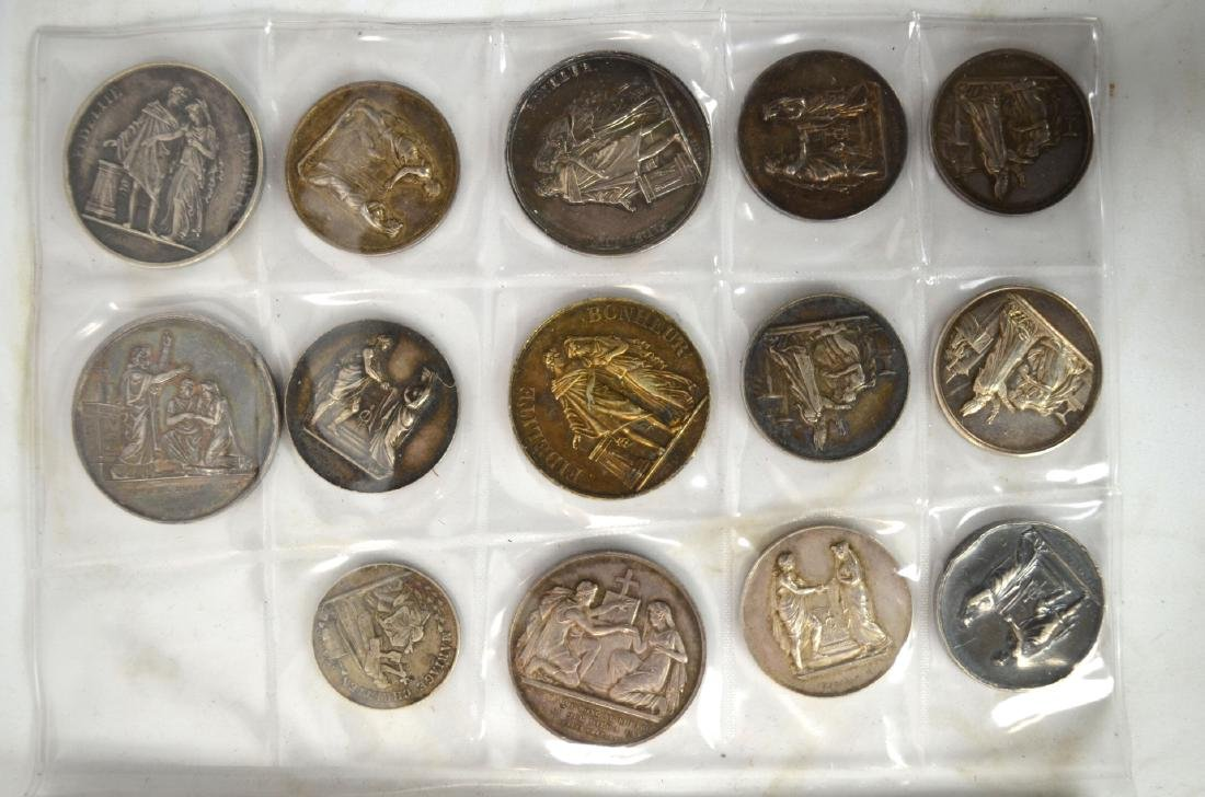 Group of Coins - 5