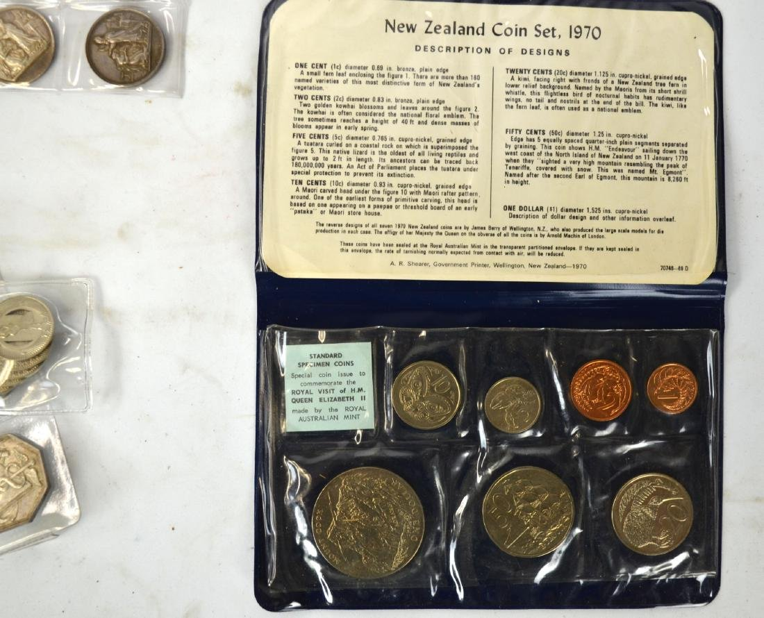 Group of Coins - 7