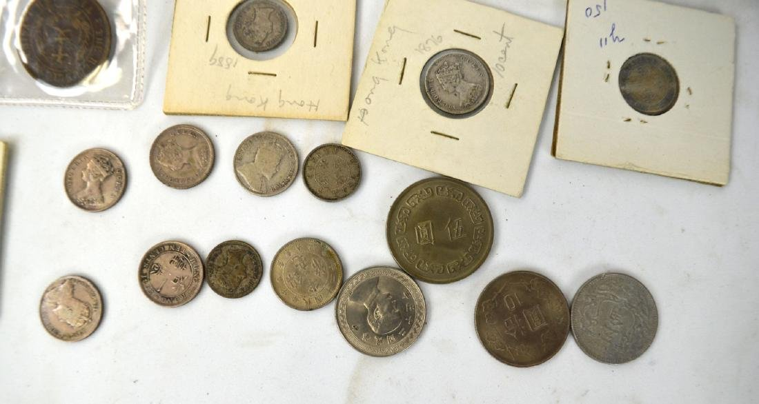 Group of Chinese Coins (45 Pcs) - 4