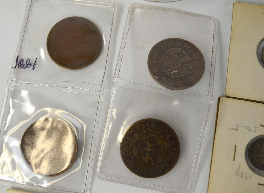 Group of Chinese Coins (45 Pcs) - 6