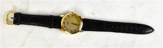 14K Longines Watch