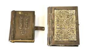 Two Jewish Prayer Books