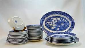 37 Assorted Porcelain Pieces