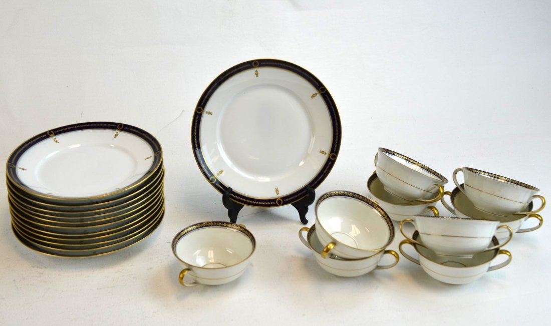 21 Porcelain Pieces; Rosenthal