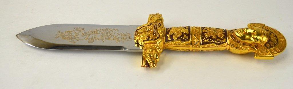 Mayan Dagger - 10
