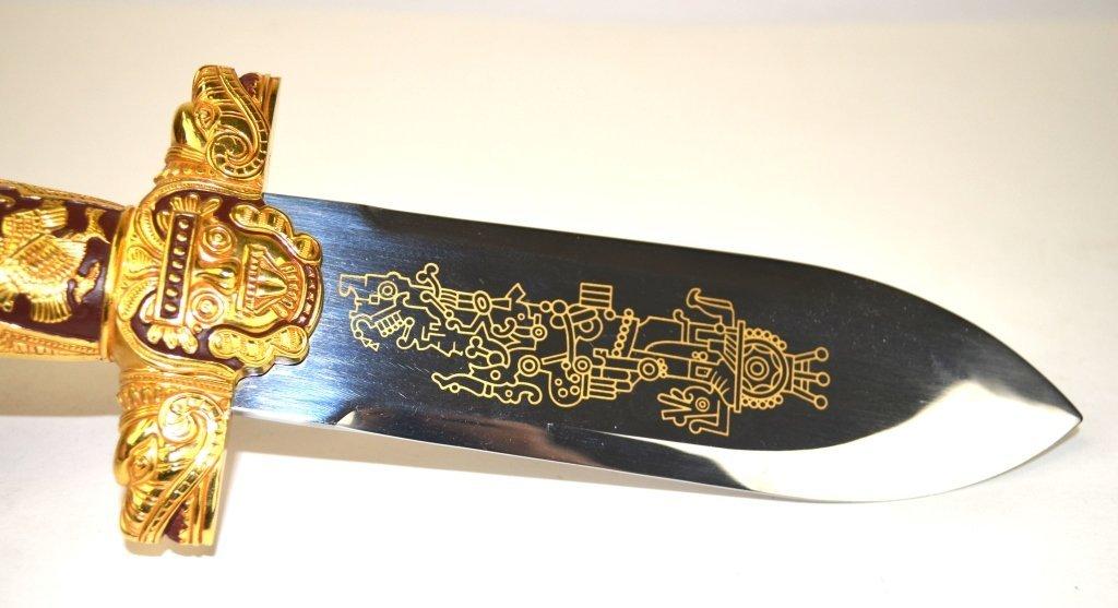 Mayan Dagger - 4