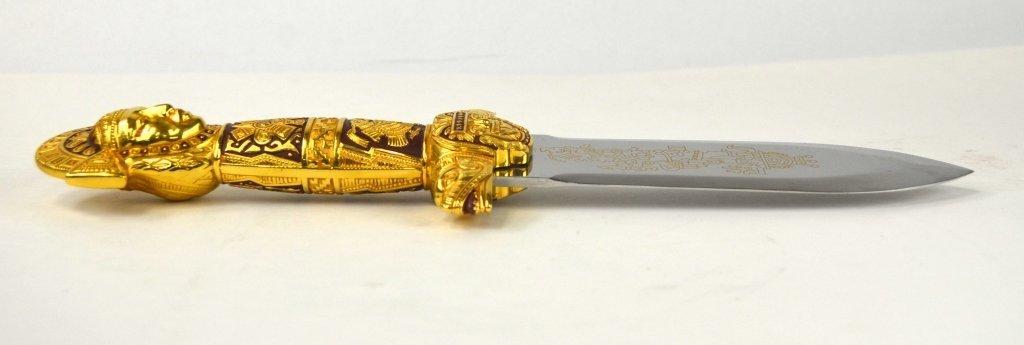 Mayan Dagger - 5