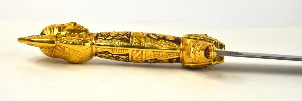 Mayan Dagger - 7