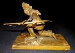 Austrian Bronze by Carl Kauba
