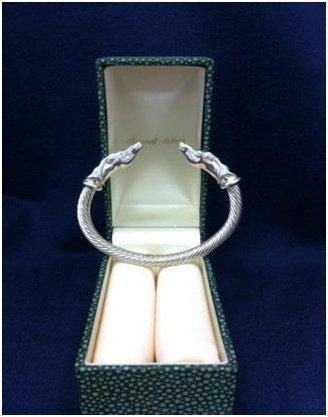 Silver bangle Maxwell-Aylwin Jewellers