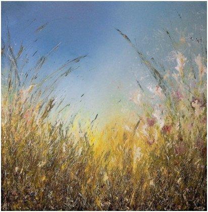 """Late Summer†Original by Martin Piercy"