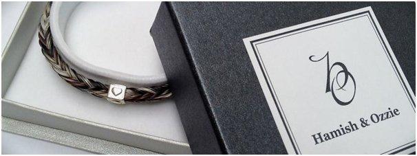 Silver bracelet Hamish & Ozzie Ireland