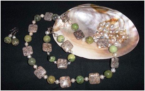3 piece set by Maddison Skye Jewellery