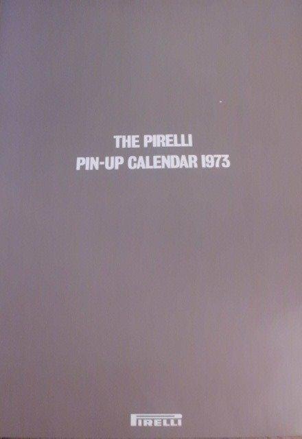 1973 Pirelli Calendar pristine condition