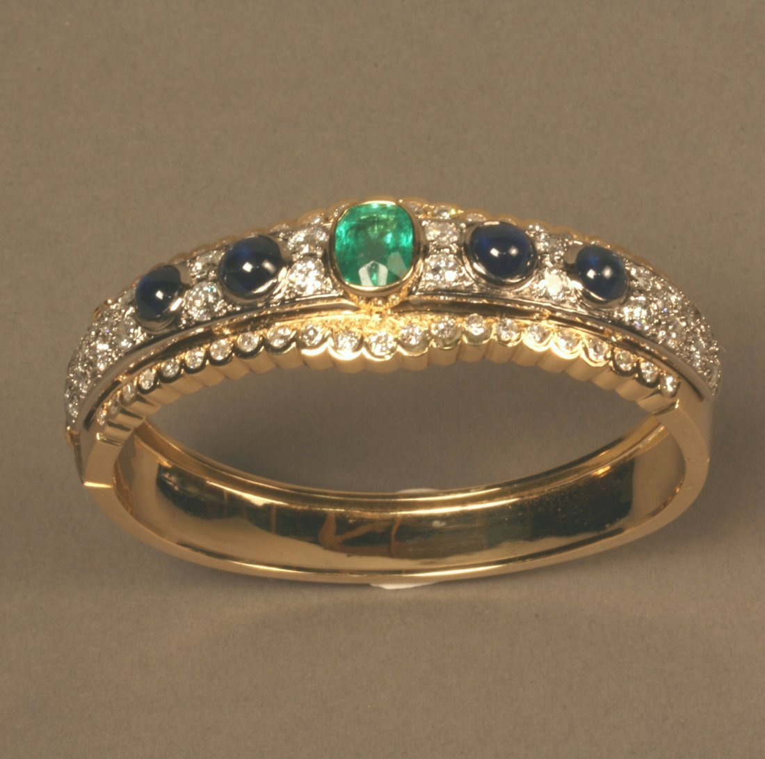 An Exceptionally Fine French, Belle Epoch Emerald