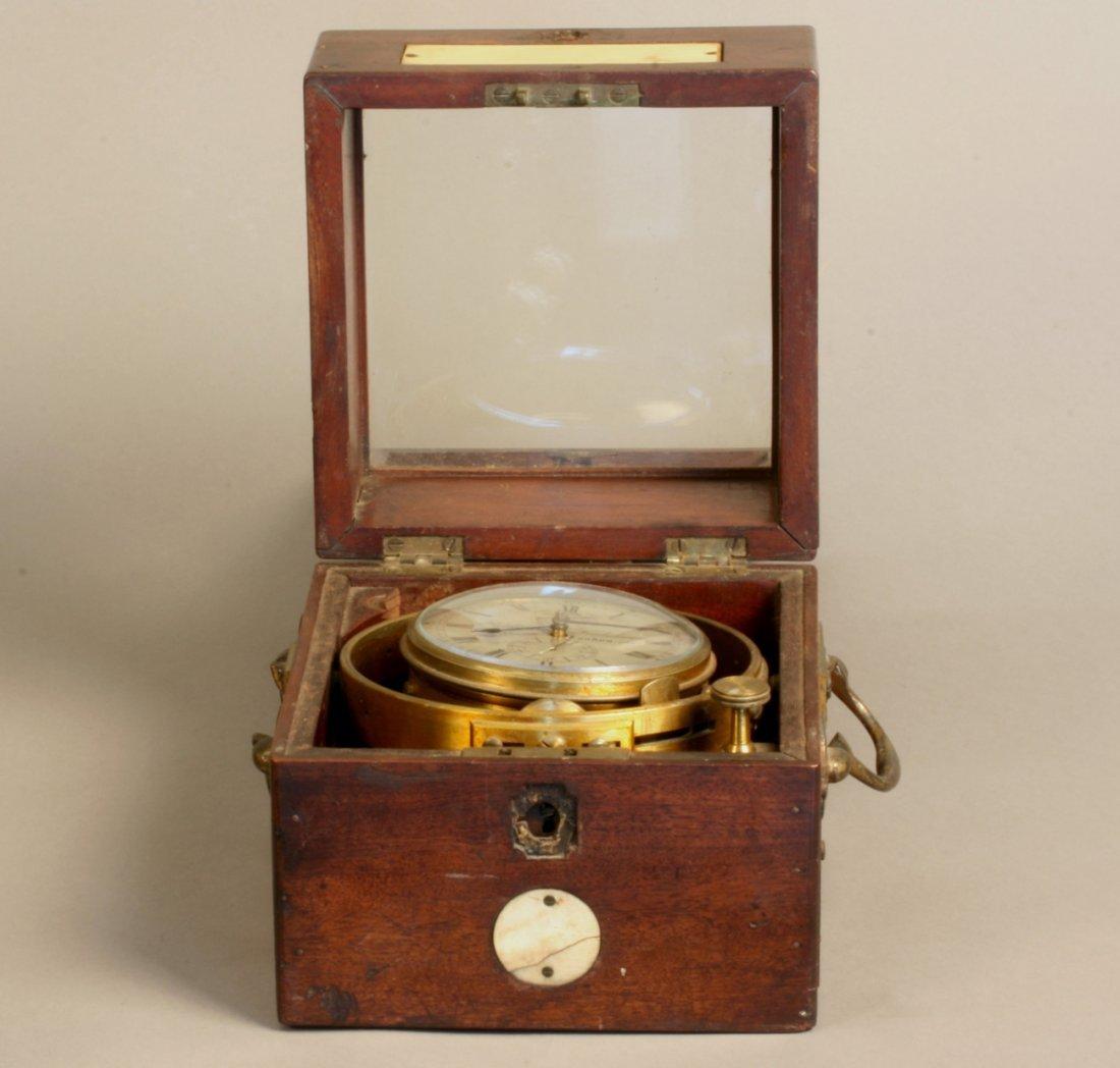 A Fine 19th century Marine Chronometer