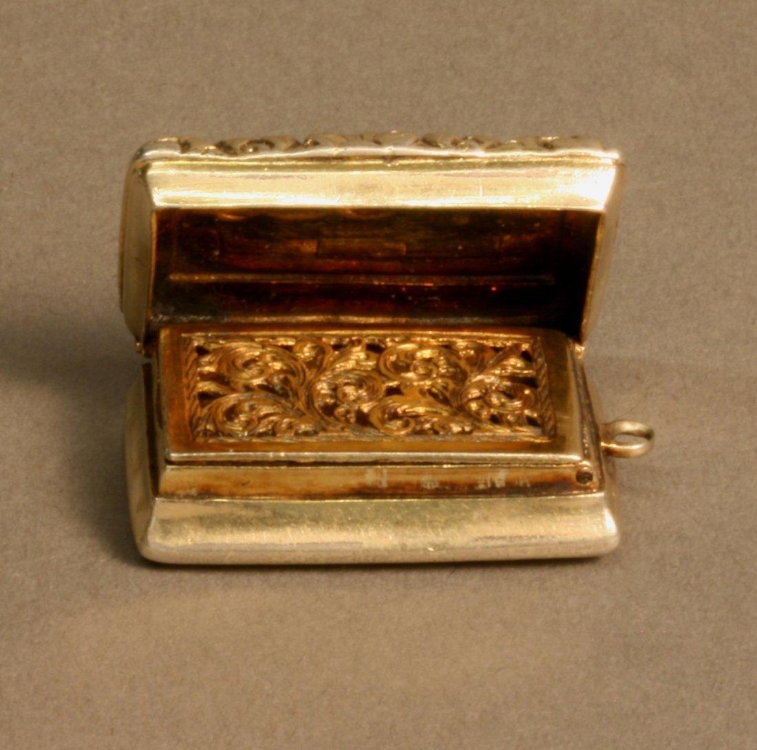 A George IV Vinaigrette